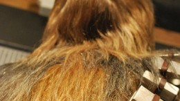 chewbacca impersonation