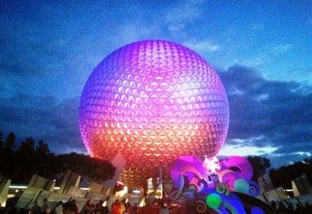 Disney Parks News Epcot changes