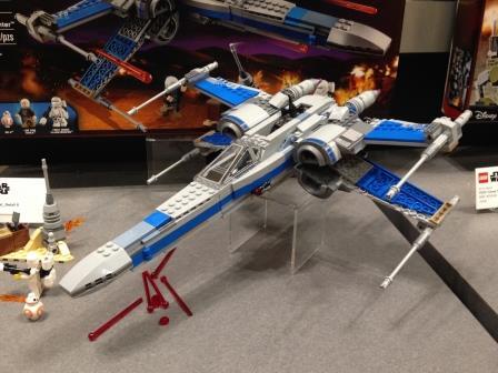 Star Wars LEGO The Force Awakens Set