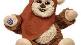 Star Wars Wicket Ewok build a bear