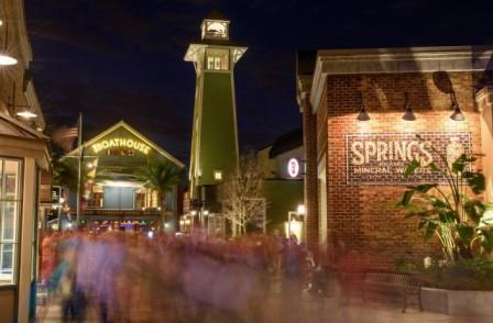 new disney springs