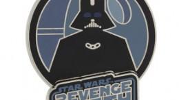 May the 4th Star Wars Disney Pin 2016 Vader