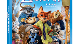 zootopia blu ray release