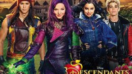 disney descendants 2 movie