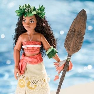 limited edition moana doll