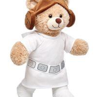 Princess Leia Happy Hugs Build-a-Bear