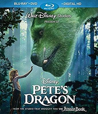 petes dragon dvd 2016