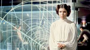 Carrie Fisher dead Princess Leia