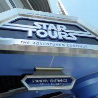 Star Tours - The Adventures Continue (Disneyland)