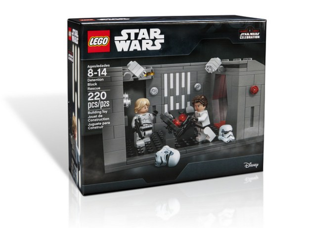 Celebration 2017 LEGO Star Wars