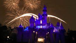 Disneyland's Fireworks Show