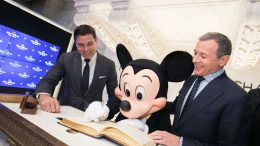 disney new york stock exchange