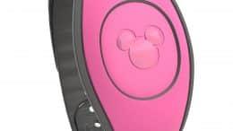 Disney MagicBand 2 - Pink