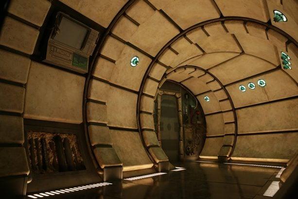 Star Wars Galaxys Edge millenium falcon