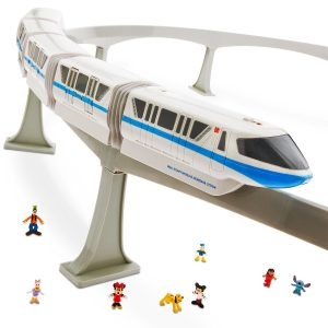Walt Disney World Resort Monorail Play Set