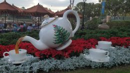 epcot Christmas 2017 photos
