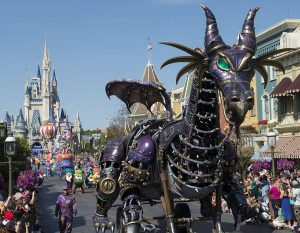 disney world magic kingdom festival of fantasy parade