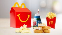 disney happy meal