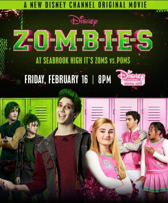 disney zombies debut