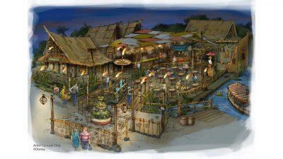 disneyland adventureland tropical hideaway