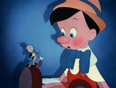 live-action pinocchio remake