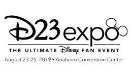 Disney D23 2019 Expo