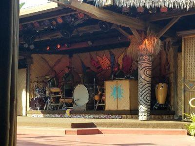 Disney's Spirit of Aloha Dinner Show at Luau Cove(Disney World Show)