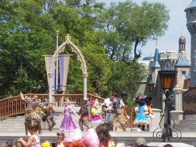 Mickey's Royal Friendship Faire (Disney World Show)