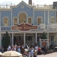 The Diamond Horseshoe (Disney World)