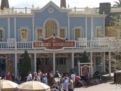 The Diamond Horseshoe (Disney World)