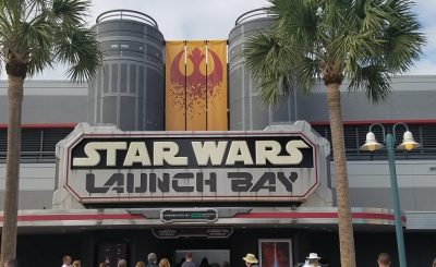 Star Wars Launch Bay (Disney World Exhibit & Shop)