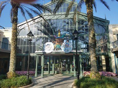 Disney's Port Orleans Resort French Quarter (Disney World)