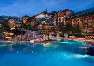 Disney's Wilderness Lodge (Disney World)