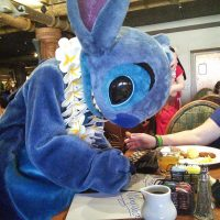 Ohana's Best Friends Breakfast featuring Lilo and Stitch (Disney World)