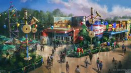 woody's lunch box toy story land