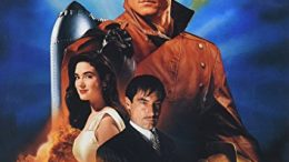 the rocketeer touchstone movie