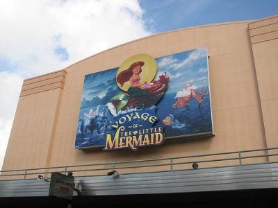 Voyage of the Little Mermaid (Disney World Show)