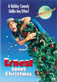 Ernest Saves Christmas (1988 Touchstone Movie)