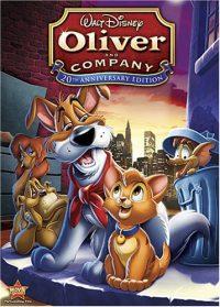 Oliver & Company (1988 Movie)