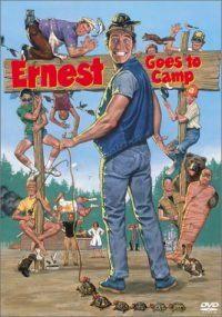 Ernest Goes to Camp (1987 Touchstone Movie)
