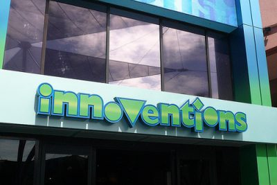 Innoventions – Extinct Disney World Attraction