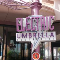 Electric Umbrella (Disney World)