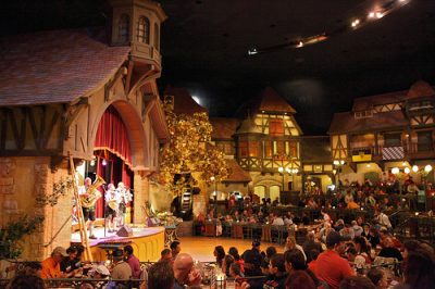 Biergarten Restaurant (Disney World)