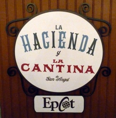 La Cantina de San Angel (Disney World)
