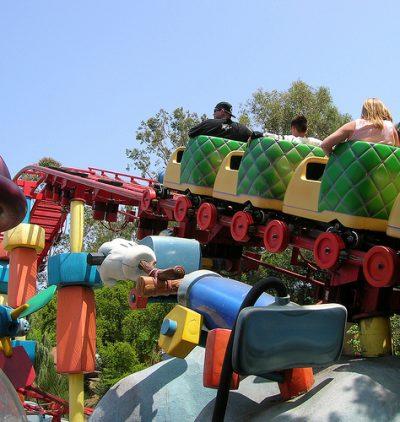 Gadget's Go Coaster (Disneyland)