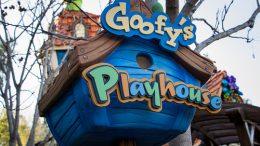 Goofy's Playhouse disneyland