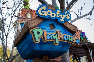 Goofy's Playhouse (Disneyland)