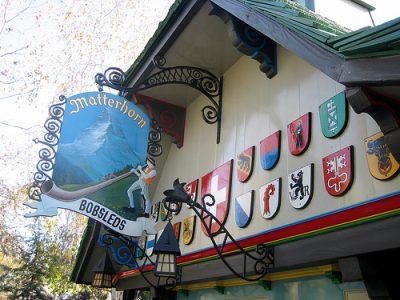 Matterhorn Bobsleds (Disneyland)