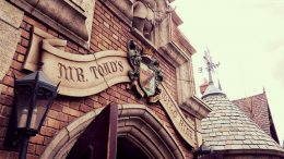 Mr Toad's Wild Ride disneyland