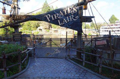 Pirate's Lair on Tom Sawyer Island (Disneyland)